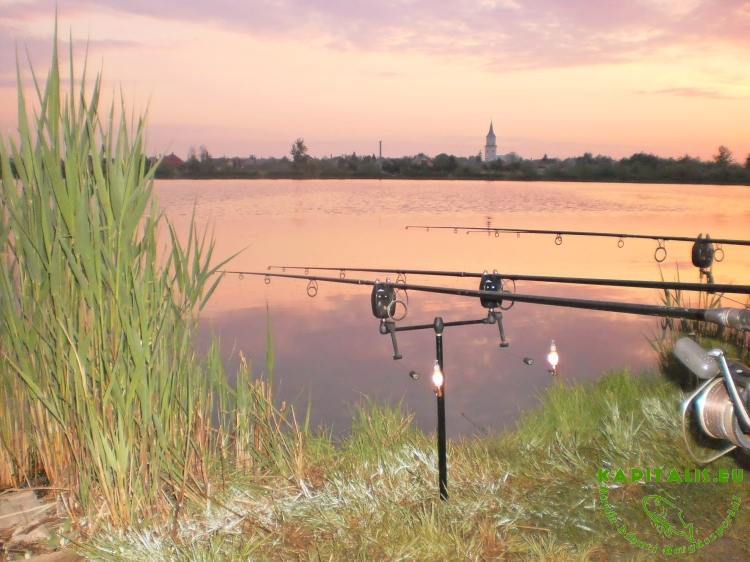 Püspökladány Horgásztó