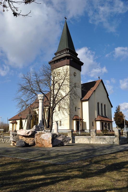 Püspökladány Katolikus templom