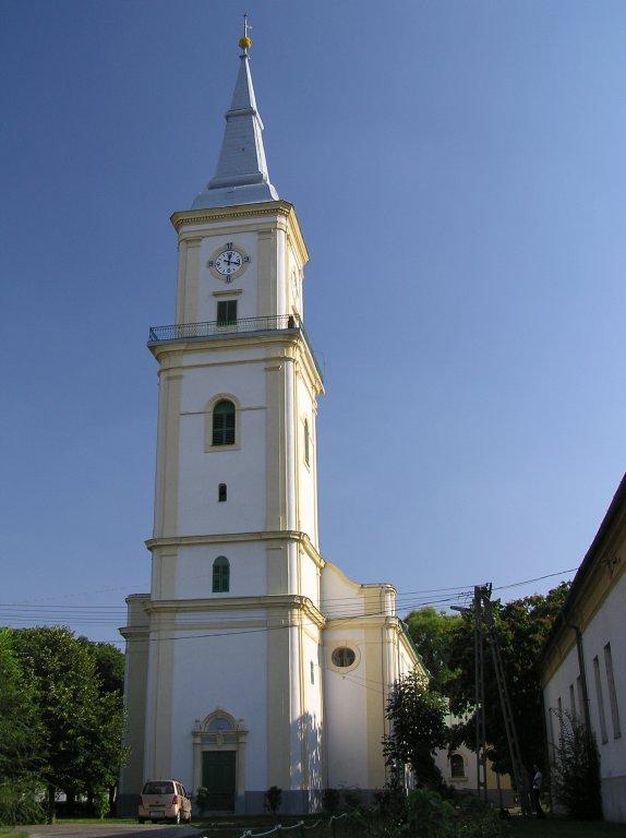 Püspökladány Református templom
